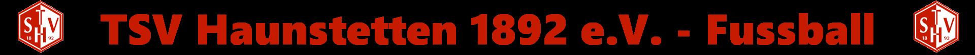 TSV Haunstetten 1892 - Fussball